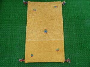 ギャッベ◆ペルシャ絨毯◆アンティーク 家具◆北欧◆骨董◆茶道 華道◆【j-w14】