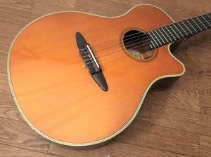 C092W008●YAMAHA APX-10N ヤマハ エレガット アコースティックギター