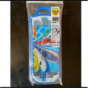 トリオセット 箸 食洗機 プラレール フォークスプーン スプーンフォーク お箸 幼稚園 弁当箱 スライド式 電車