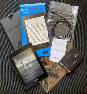 Kindle Paperwhite wifi 8GB 広告つき ブラック