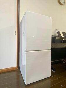 ユーイング UR-F110F 冷蔵庫 2ドア