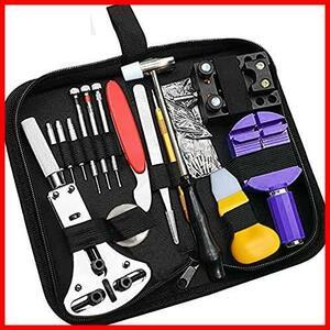 時計 工具 147点セットの腕時計 工具 腕時計修理工具のセットは修理電池交換ベルト調整ベルト収納ケースに適用する専門スプリング工具