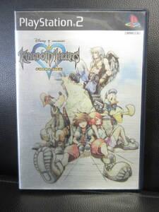 《ゲーム》 PS2 「KINGDOM HEARTS -FINAL MIX-」ディズニー キングダムハーツ プレステ2用ソフト 動作未確認 中古