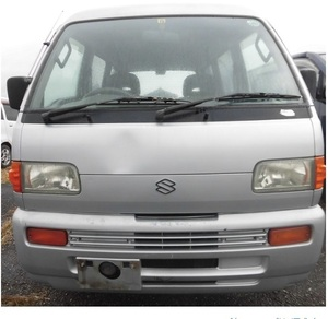 スズキDF51Vエブリィ平成9年エブリイ4WDジョイポップ発煙筒ATエブリーJOYPOP部品取り車ありエブリイバンF6Aパーツ販売可!エブリィバンDE51V