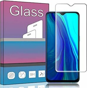 OPPO Reno A OPPO Reno A フィルム 強化ガラス 液晶保護フィルム 超薄0.33mm 2.5D 硬度9H 気