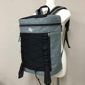 新品 大容量 リュック バックパック メンズ レディース リュックサック 通勤 通学 旅行 防災バッグ 防災リュック 防災 グレー