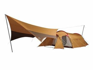 中古】snow peak スノーピーク エントリーパックTT マットシートセット テント タープ