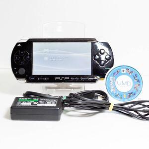 PSP-1000 付属品多数 動作確認済み おまけソフト付き スピード発送