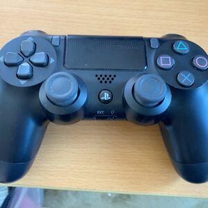 PS4 ワイヤレスコントローラー DUALSHOCK4 ジェットブラック