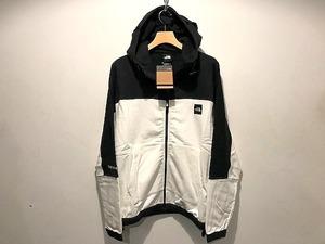 新品 正規品 USA限定 日本未発売 The North Face ノースフェイス 袖ロゴ刺繍入 フルジップパーカー フリースジャケット LA9B