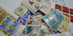 額面合計4500円 切手 未使用
