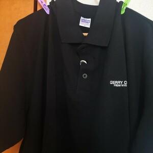 黒ポロシャツ cosby 4L