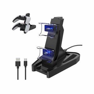 PS5 プレイステーション5 充電スタンド コントローラー スタンド PS4