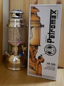 ペトロマックス(Petromax) HK500 高圧(加圧式)ランタン ニッケル