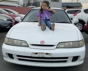 Aichi Gulliver 4 pcs eyes buy memory Integra DC1 sohc H12 year 6 month 1600 super style K20a engine mount attached Civic 16 ten thousand km