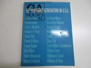 A103-60 GA HOUSES SPECIAL 2 The Emerging generation in U.S.A ADA 1987年11月