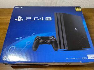 PlayStation 4 Pro SONY PS4 Pro 本体 ジェットブラック