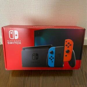 値下げ Switch本体 Nintendo ニンテンドースイッチ 任天堂スイッチ本体 本体のみ フリマ購入にて未使用品