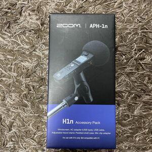 新品未使用 ZOOM APH-1n H1n専用アクセサリパッケージ
