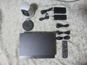 ◆注意ケーブル欠品◆パナソニック ビデオ会議システム HDコム KX-VC1300J◆カメラGP-VD131JマイクKX-VCA001付◆7