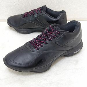【Reebok】リーボック イージートーン EASYTONE INDULGENCE PLUS M41550 ウォーキング シューズ スニーカー 靴 ブラック 24.5㎝/362jv