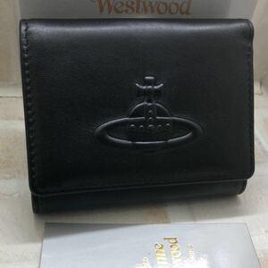 ヴィヴィアンウエストウッド Vivienne Westwood 小銭入れ 三つ折り財布