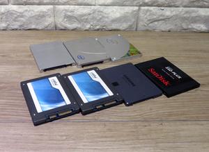 ★≪ジャンク品≫いろいろ SSD 不良等 7台 [t092728]
