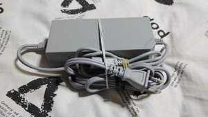【送料無料】Wii ACアダプター RVL-002  電源アダプタ 任天堂 純正 電源ケーブル