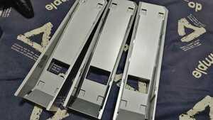 3個セット Wii本体専用スタンド RVL017  縦置きスタンド ニンテンドー Nintendo