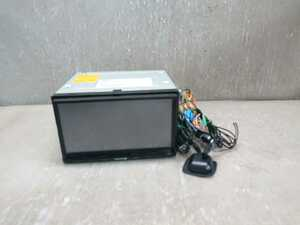 KENWOOD ケンウッド 彩速ナビ MDV-L401 メモリー ワンセグ CD録音可能 2014年製