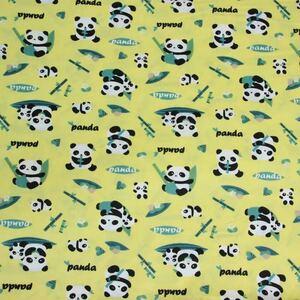 送料無料 ハンドメイド 約50×160 花柄 生地 パンダ綿 はぎれ ハギレ お買い得 パッチワーク 裁縫 カットクロス 動物 猫 鳥 ネズミ 黄