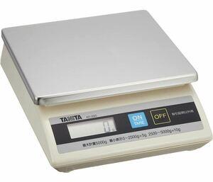 タニタ デジタルはかり 5kg KD-200