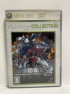 XBOX360 地球防衛軍3 Earth Defence Force 3
