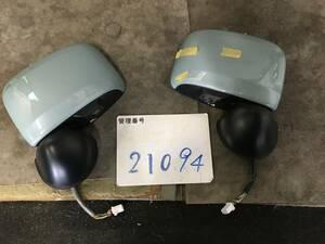 21094:95 Suzuki MK53S Spacia door mirror left right set secondhand goods < gome private person delivery un- possible >