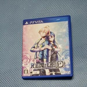 PS Vita 通常版 RE:VICE【D】 リヴァイスディー