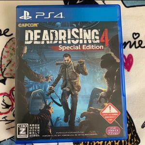 PS4 DEADRISING 4 Special Edition