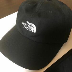 THE NORTH FACE ザノースフェイス キャップ帽子 ザ・ノース・フェイス BLACK ノースフェイスキャップ