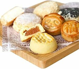 スイーツ 人気 お試し6種 セット パイナップルケーキ 台湾 ココナッツパイ ごまパイ 詰め合わせ 食べ比べ 横浜中華街 プチギ