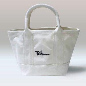 RonHerman ミニトートバッグ ホワイト 新品未使用品