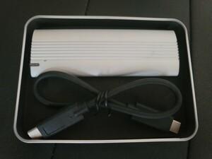 エレコム製 外付けSSD 高速 1000MB/s 500GB type-c
