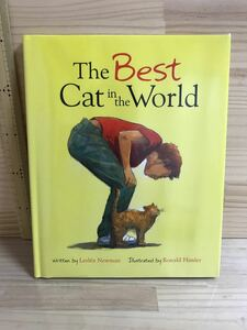 The Best Cat in the World 洋書絵本