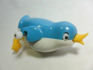 希少 トミー ふろっ子 ペンギン 美品 お風呂玩具 動作確認済み ゼンマイ 昭和レトロ かわいい ビンテージ ファンシー エモい