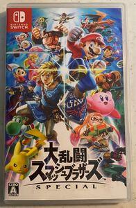 大乱闘スマッシュブラザーズSPECIAL Nintendo Switch ニンテンドースイッチ