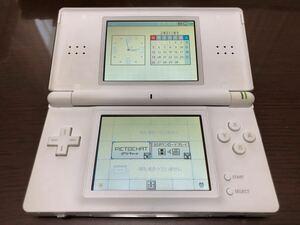 Nintendo NINTENDO DS ニンテント-DS LITE クリスタルホワイト ソフト5本