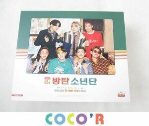 【同梱可】良品 韓流 防弾少年団 BTS 2021 SEASONS GREETINGS DVD シーグリ