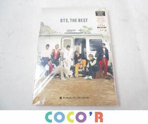 【同梱可】未開封 韓流 防弾少年団 BTS CD フォトブックレット THE BEST FC限定盤