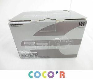 【同梱可】美品 家電 OLYMPUS オリンパス デジタル一眼 E-520 デジタル一眼レフカメラ