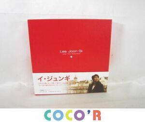 【同梱可】中古品 韓流 イ・ジュンギ スイスから贈る手紙 Lee Joon Gi Letter from Switzerland DVD 写真集 ポストカード