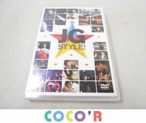【同梱可】中古品 韓流 イ・ジュンギ LEE JOON GI イ・ジュンギのJG STYLE! DVD