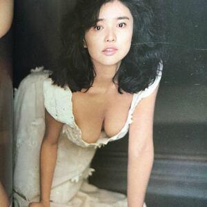 水沢アキの情熱 篠山紀信 激写文庫